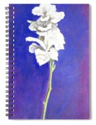 Gladiolus 1 Spiral Notebook
