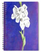 Gladiolus 2 Spiral Notebook