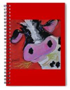 Gladys Spiral Notebook