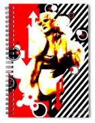 Glamour Gal Spiral Notebook
