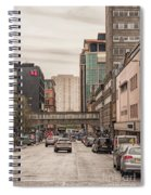 Glasgow Renfield Street Spiral Notebook
