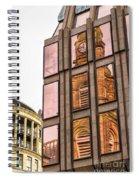 Glasgow St Georges Tron Parish Church Spiral Notebook