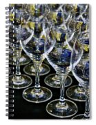 Glass Soldiers Spiral Notebook