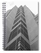 Glass Tower Spiral Notebook