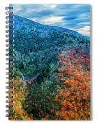 Glassmine Overlook Spiral Notebook