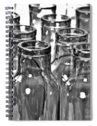 Glassware Spiral Notebook