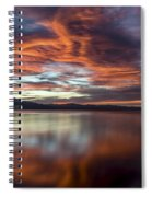 Glassy Tahoe Spiral Notebook