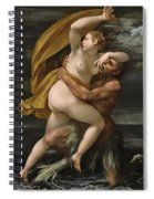 Glaucus Abducting Syme Spiral Notebook