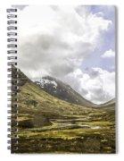 Glen Etive Spiral Notebook