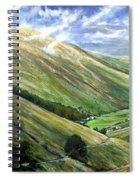 Glen Gesh Ireland Spiral Notebook