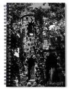 Glen Island Castle  Spiral Notebook