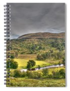 Glen Lyon Scotland Spiral Notebook