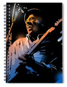 Glen Terry Spiral Notebook