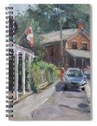 Glen Williams Ontario Spiral Notebook