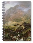 Glencoe Spiral Notebook