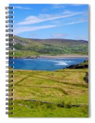 Glencolmcille County Donegal Spiral Notebook
