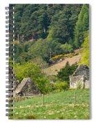Glendalaugh 15 Spiral Notebook