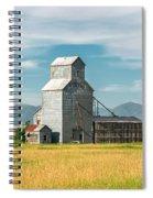 Glengarry Grain Elevator Spiral Notebook