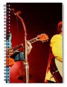 Glenn Frey Joe Walsh-1001 Spiral Notebook