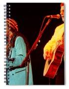 Glenn Frey Joe Walsh-1030 Spiral Notebook