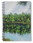 Glenoak Lake Spiral Notebook