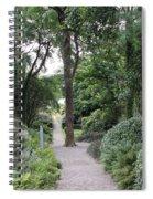 Glenveagh Castle Gardens 4305 Spiral Notebook