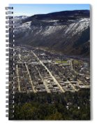 Glenwood Springs Canyon Spiral Notebook