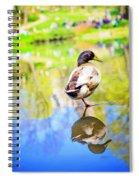 Glide Spiral Notebook