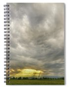 Glimmer Of Hope Spiral Notebook