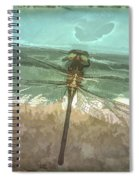 Glistening In Nature Spiral Notebook