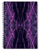 Glitter Explosion Spiral Notebook
