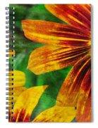 Gloriosa Daisy Spiral Notebook