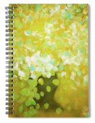 Glorious Flowers Spiral Notebook