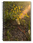 Glorious Foxtail Spiral Notebook