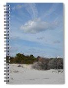 Glory Beach Spiral Notebook