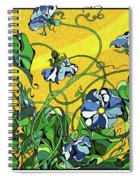 Glory In The Flower Spiral Notebook