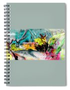 Glory Of Nature Spiral Notebook