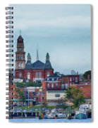 Gloucester Harbour Spiral Notebook