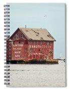 Gloucester Manufactory Spiral Notebook