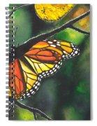 Glow Spiral Notebook