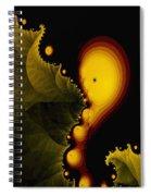 Glow Worm Spiral Notebook