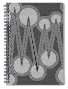 Glowberries Spiral Notebook