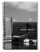 Gloucester Warehouse 2 Spiral Notebook