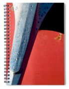 Gm Old Glory Spiral Notebook