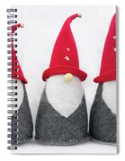 Gnomes Spiral Notebook