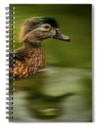 Go For It Spiral Notebook