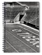 Go Tigers Spiral Notebook