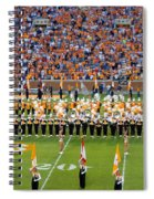 Go Vols Spiral Notebook