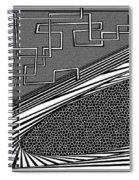 Goats And Sheep Spiral Notebook