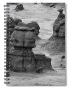 Goblin Valley 0204 Spiral Notebook
